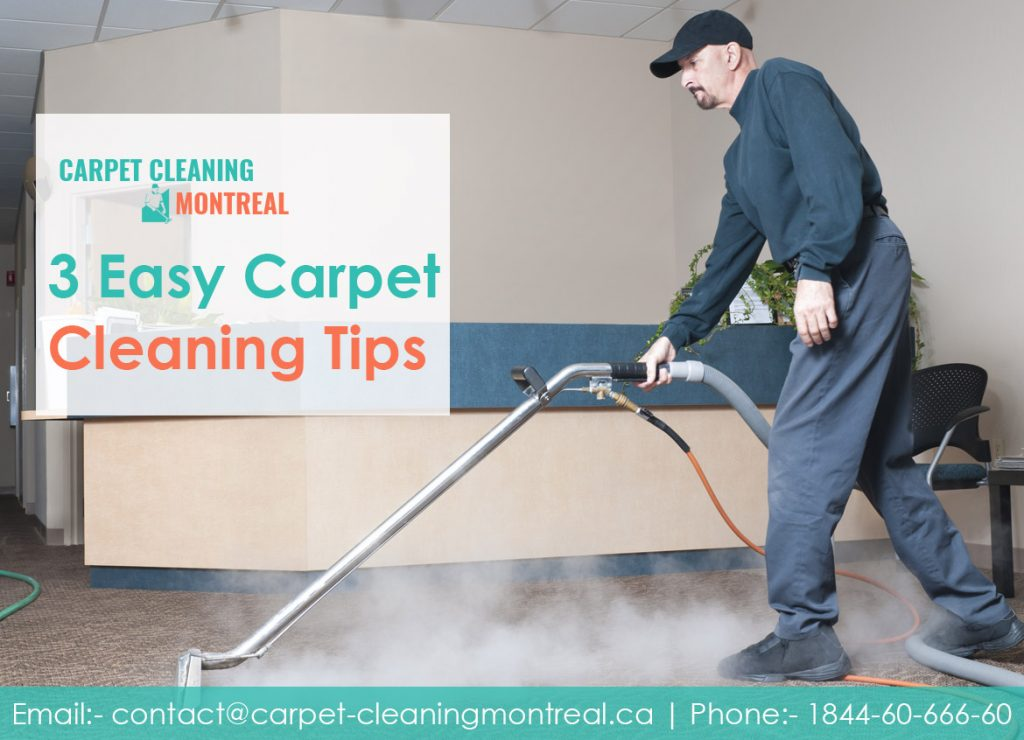 3 Time Saving Best Carpet Cleaning Tips