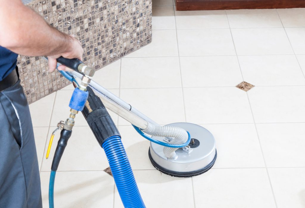 Grout and Tile Cleaning Services in Montreal