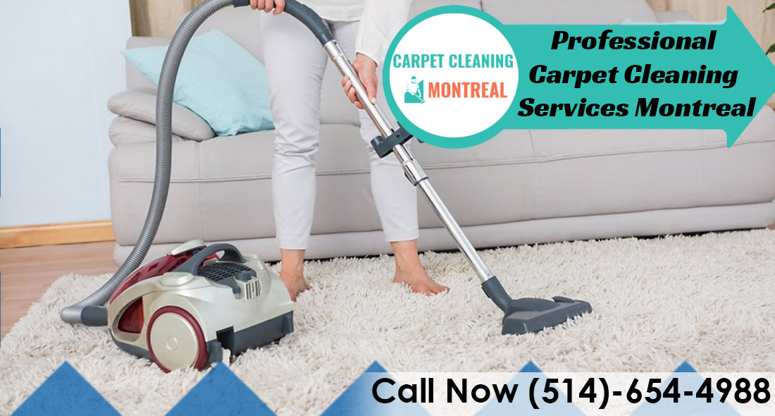 Professional Carpet Cleaning Services Montreal