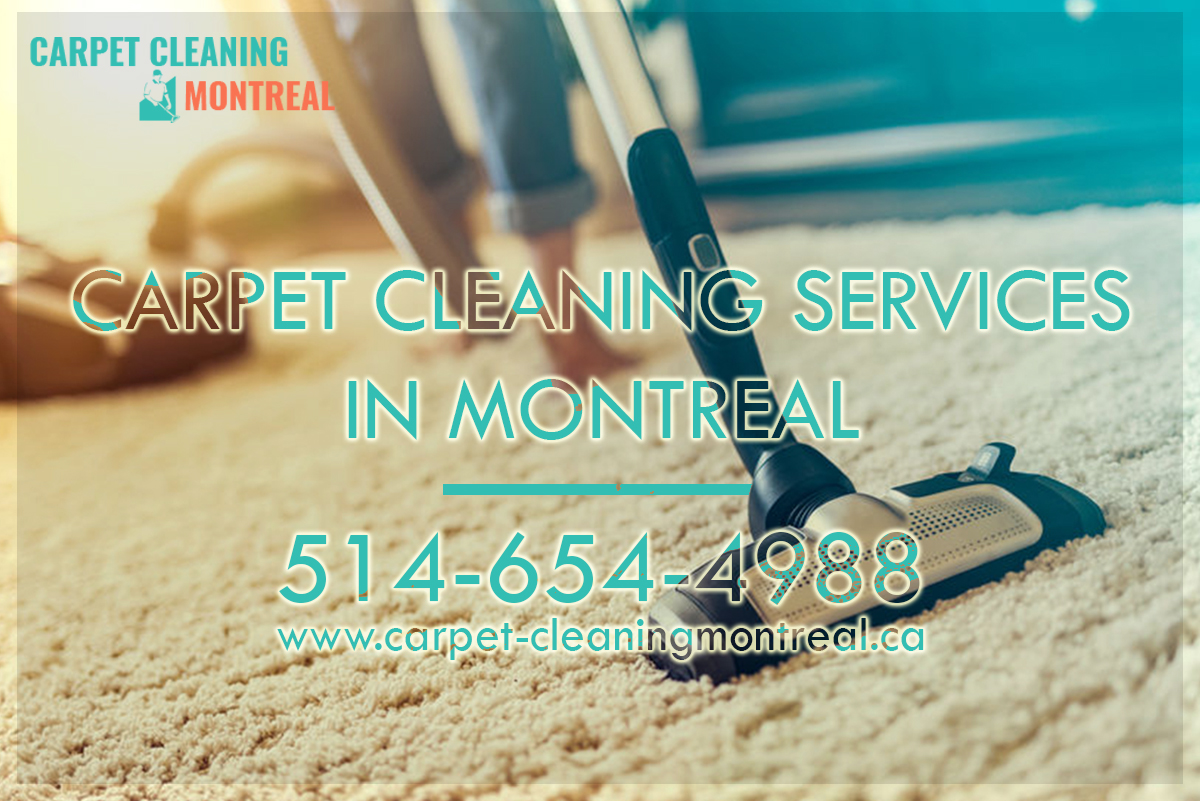 Professional Carpet Cleaning Services in Canada