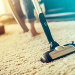 Keep carpet Clean