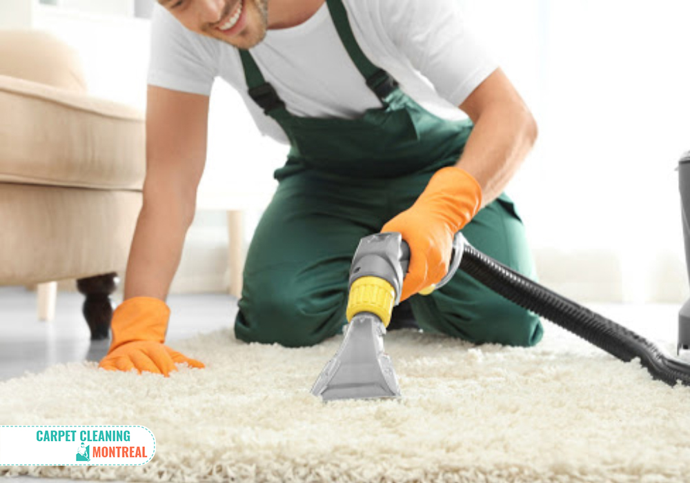 Our Professional Carpet Cleaning Services in Montreal